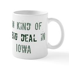 Big deal in Iowa Mug