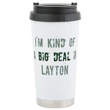 Big deal in Layton Travel Mug