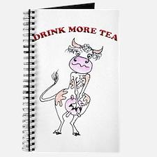 Cute Milk cow Journal