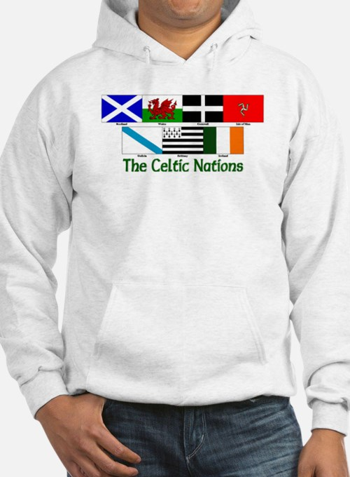 Celtic Nations Hoodie