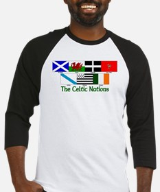 Celtic Nations Baseball Jersey