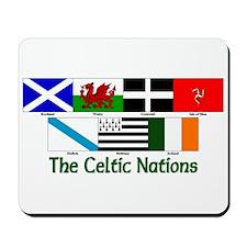 Celtic Nations Mousepad