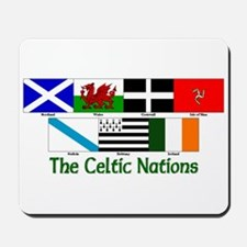 Celtic Nations Mousepad