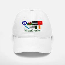 Celtic Nations Baseball Baseball Cap