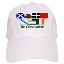 Celtic Nations Baseball Cap