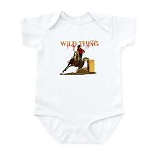 Barrel Racer Infant Bodysuit