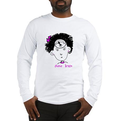 Chemo brain ~ woman Long Sleeve T-Shirt