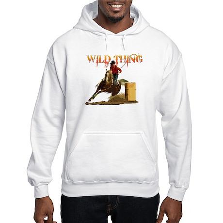 Wild Barrel cowgirls Hooded Sweatshirt