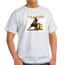 Wild Barrel cowgirls T-Shirt