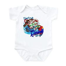 Cool Hound rescue Infant Bodysuit