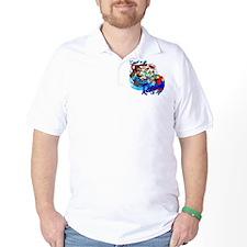 Cawt in da Riptide copy T-Shirt