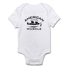 Camaro Infant Bodysuit