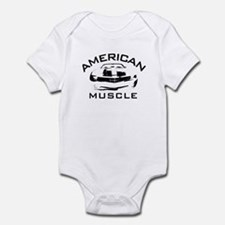 Camaro Infant Bodysuit