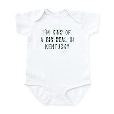 Big deal in Kentucky Infant Bodysuit