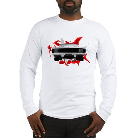 Camaro Style Long Sleeve T-Shirt