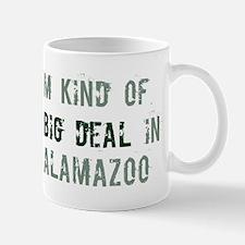 Big deal in Kalamazoo Mug