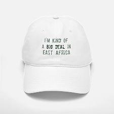 Big deal in East Africa Baseball Baseball Cap
