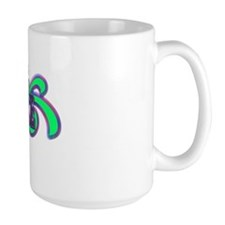 Queenie's Butterfly Name Mug
