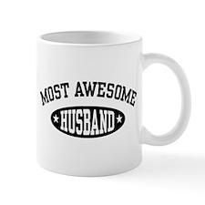 Most Awesome Husband Mug