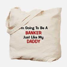 Banker - Daddy - Profession Tote Bag