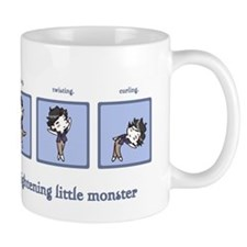 Frightening Little Monster Mug