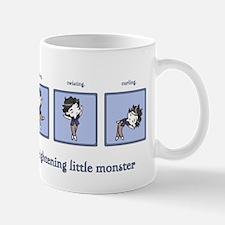 Frightening Little Monster Mug