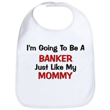 Banker - Mommy - Profession Bib
