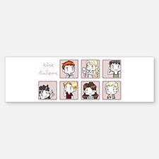 Cullens Bumper Bumper Bumper Sticker