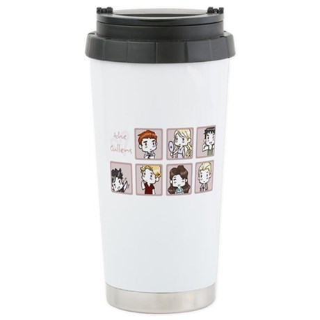 Cullens Stainless Steel Travel Mug