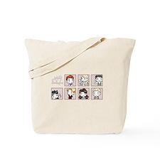 Cullens Tote Bag