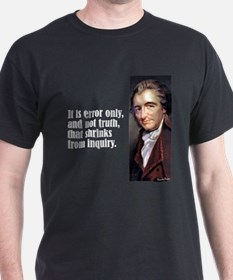 """Paine """"Error Only"""" T-Shirt"""