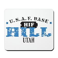 Hill Air Force Base Utah Mousepad