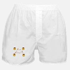 Sweet Honey Pot Boxer Shorts