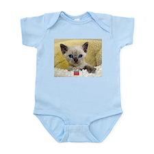 Movieland Devon Rex Kitten Infant Creeper