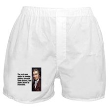 """Paine """"Real Man"""" Boxer Shorts"""