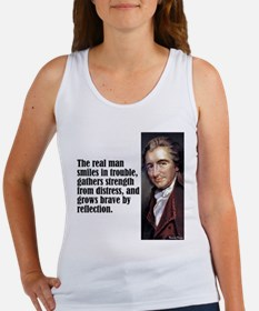 """Paine """"Real Man"""" Women's Tank Top"""