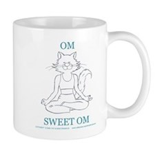 Catoons™ Yoga Cat Small Mug