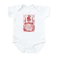 Cute Retro bagpipes Infant Bodysuit