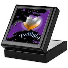 Twilight New Moon Keepsake Box
