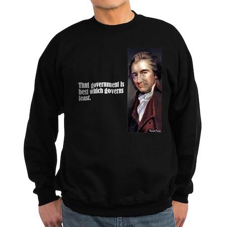 "Paine ""Governs Least"" Sweatshirt (dark)"