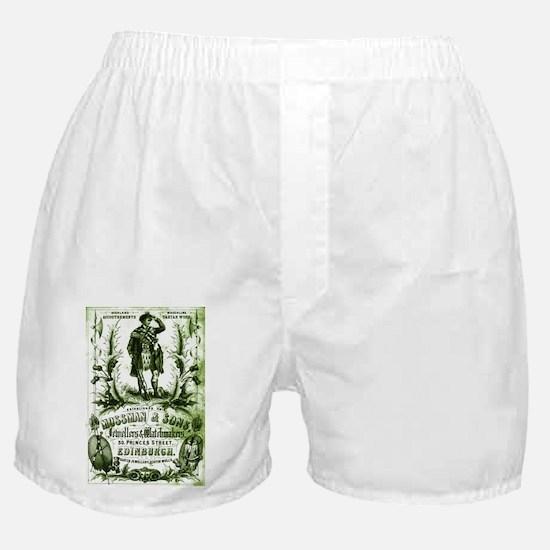 Cool Braveheart Boxer Shorts