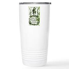 Retro bagpipes Travel Mug