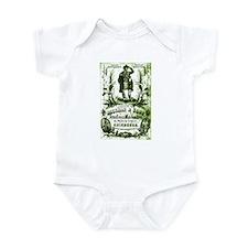 Unique Retro bagpipes Infant Bodysuit