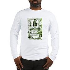 Cute Retro bagpipes Long Sleeve T-Shirt
