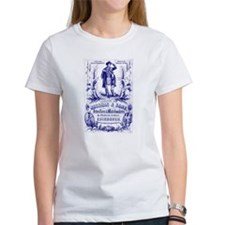 Unique Retro bagpipes Tee