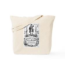 Unique Retro bagpipes Tote Bag