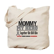 BrainCancerHero Mommy Tote Bag