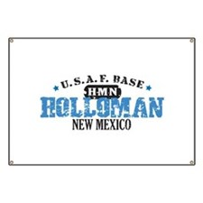 Holloman Air Force Base Banner