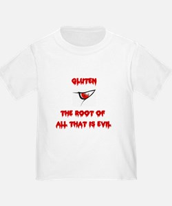 Gluten, The Root Of All Evil T