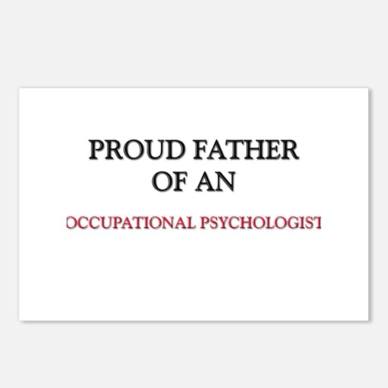 Proud Father Of An OCCUPATIONAL PSYCHOLOGIST Postc
